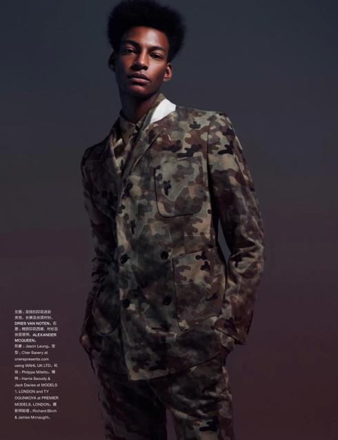 TY & HARIS SEOUDY for NUMERO HOMME CHINA4