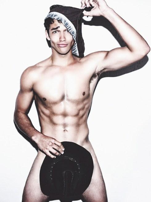 Jesse Stevens @ Next Models