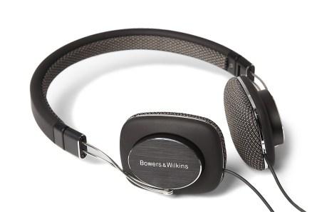 Bowers & Wilkins P3 Foldable Headphones