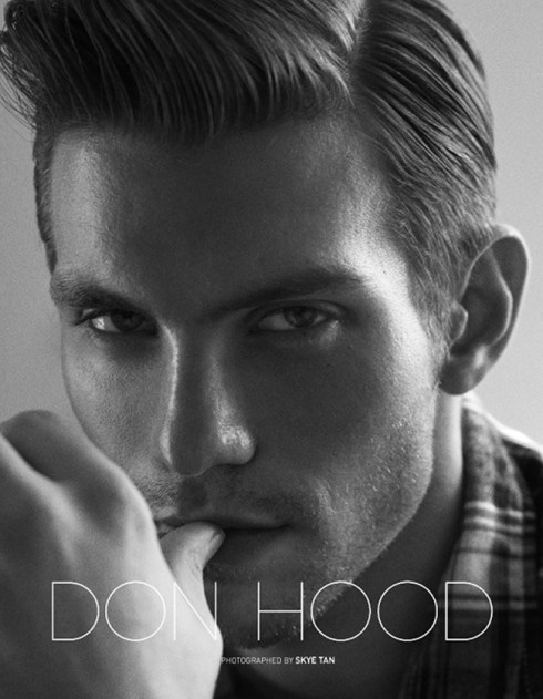 Don Hood by Skye Tan