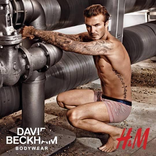 David Beckham for H&M2