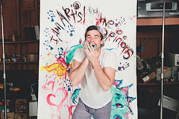 Art for Art Project :: Artist Zachary Crane5