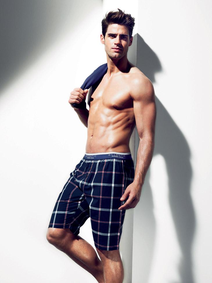Fitness Tumblr Men Chad White for 'Atla...