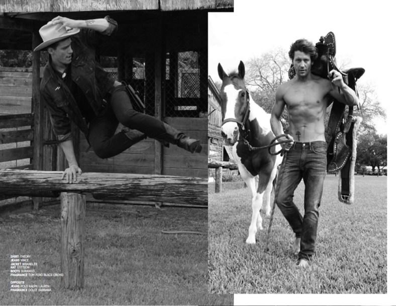 cowboy tear sheet #4
