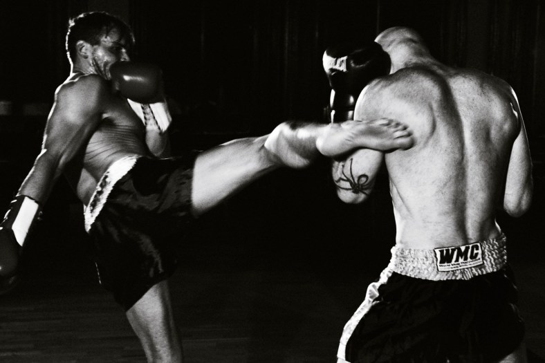 MUAY THAI with Tyler Peterson2