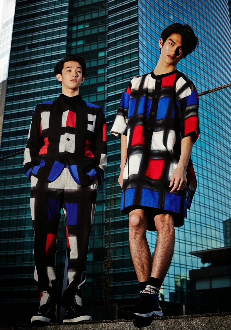 Ryohei Yamada and Shun by Daniel Jaems for Attitude Magazine7