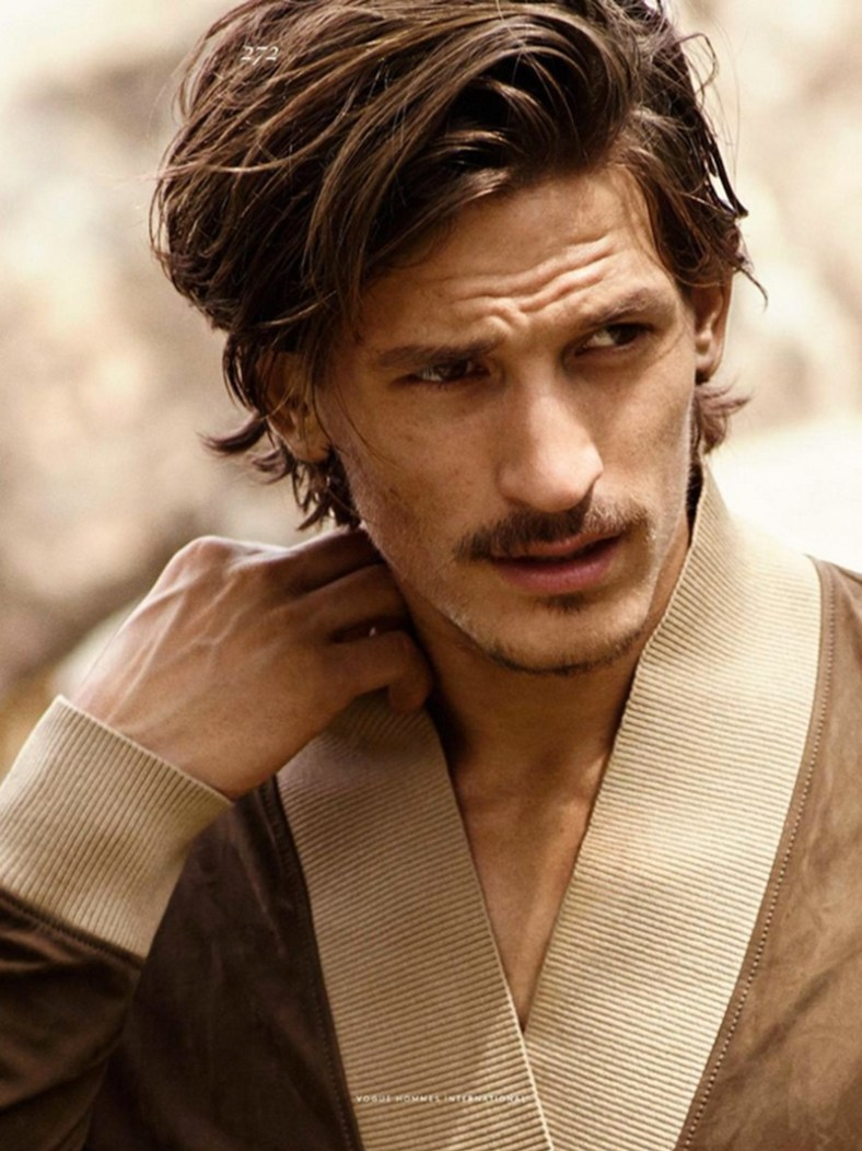 Hair (Vogue Hommes)   Vogue, Model agency, Mr style