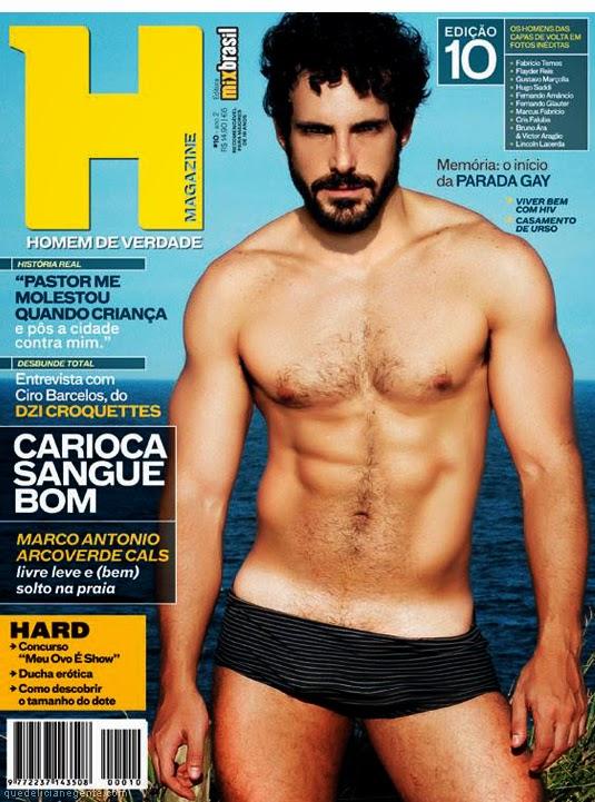 Marco Antonio Arcoverde Cals na H Magazine 00