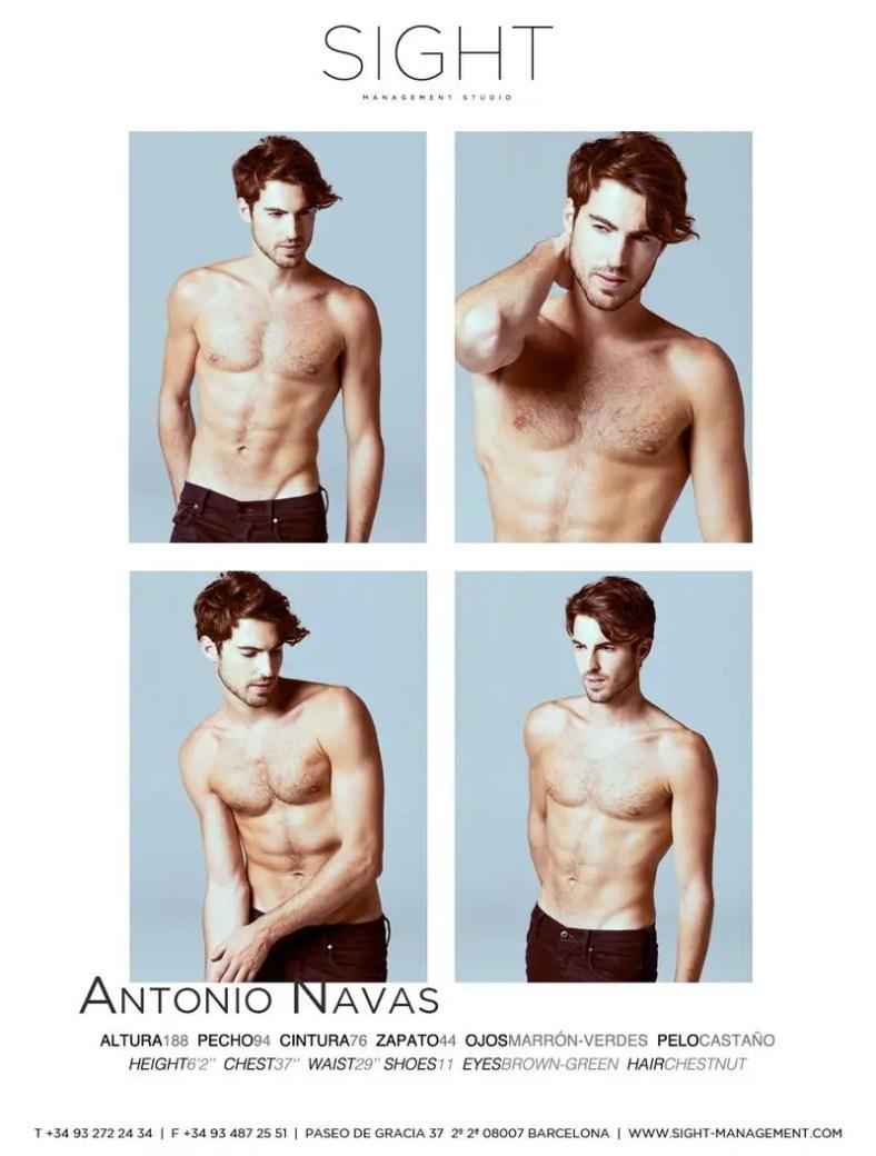 Antonio Navas1