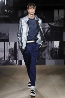 DKNY Man Menswear Menswear Spring Summer 2015 Fashion Show in London