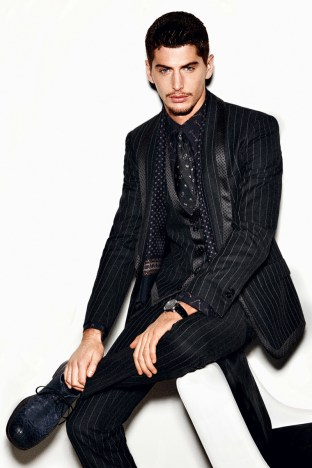 Dolce-and-Gabbana-Fall-Winter-2014-Men-Look-Book-Model-Images-007