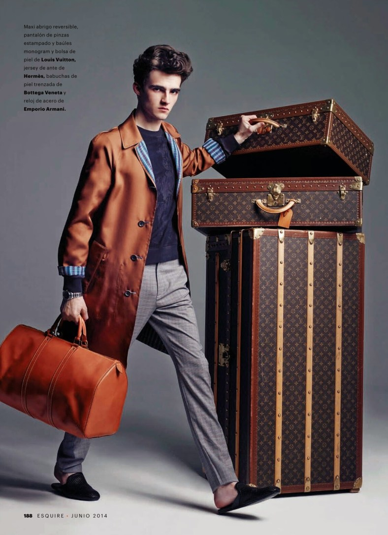 """""""HIT THE ROAD, JACK"""" ELLIOT VULLIOD FOR ESQUIRE SPAIN BY MARCIN TYSZKA.7"""