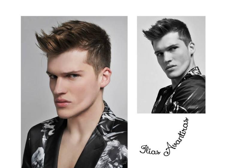 I LOVE models Ilias Avantiras
