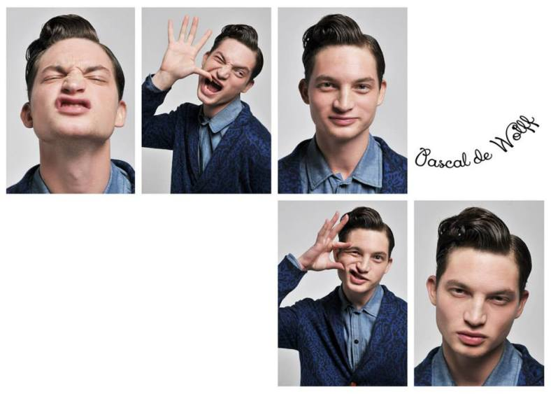I LOVE models Pascal de Wolff