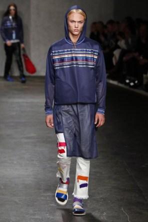 James Long, Menswear, Spring Summer, 2015, Fashion Show in London