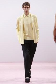 JW Anderson, Menswear, Spring Summer, 2015, Fashion Show in London