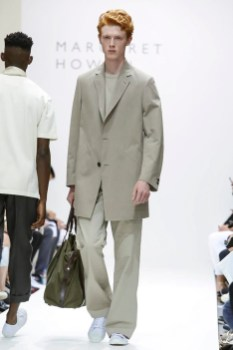 Margaret Howell Menswear Spring Summer 2015 Fashion Show in London
