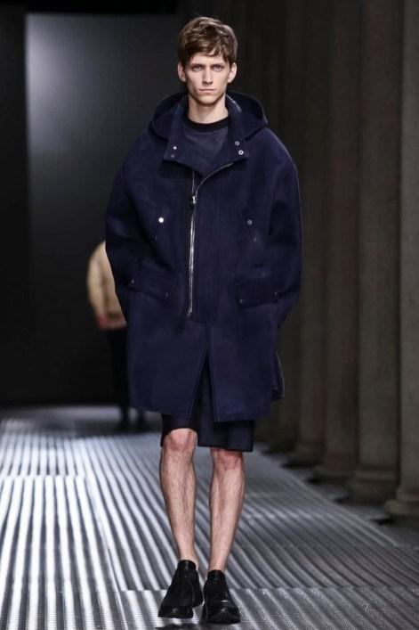 Neil Barrett Menswear Collection Spring Summer 2015 in Milan
