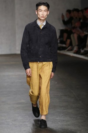 Oliver Spencer, Menswear, Spring Summer, 2015, Fashion Show in London