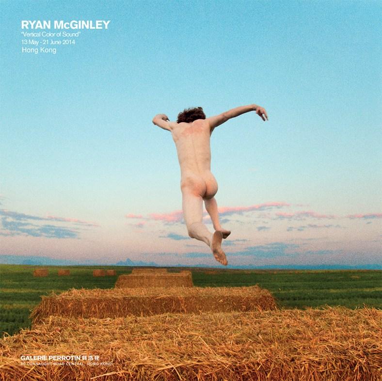 Ryan McGinley's Vertical Color of Sound