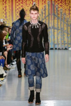 Sibling, Menswear, Spring Summer, 2015, Fashion Show in London