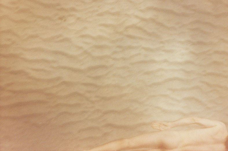 Untitiled (Nude, Sand) 2005