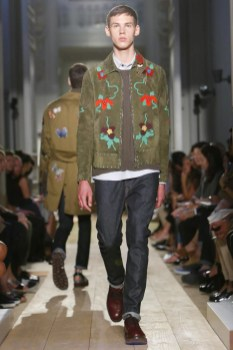 Valentino, Menswear, Spring Summer, 2015, Fashion Show in Paris