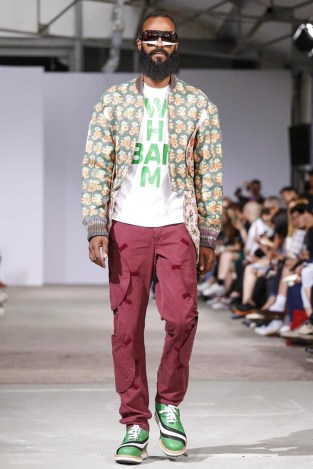 Walter Van Beirendonck, Menswear Spring Summer 2015 Fashion Show in Paris