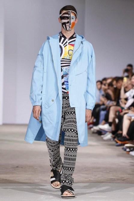 Walter Van Beirendonck, Menswear Spring Summer 2015 Fashion Show in Paris