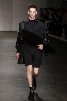Xander Zhou, Menswear Spring Summer 2015 Fashion Show in London