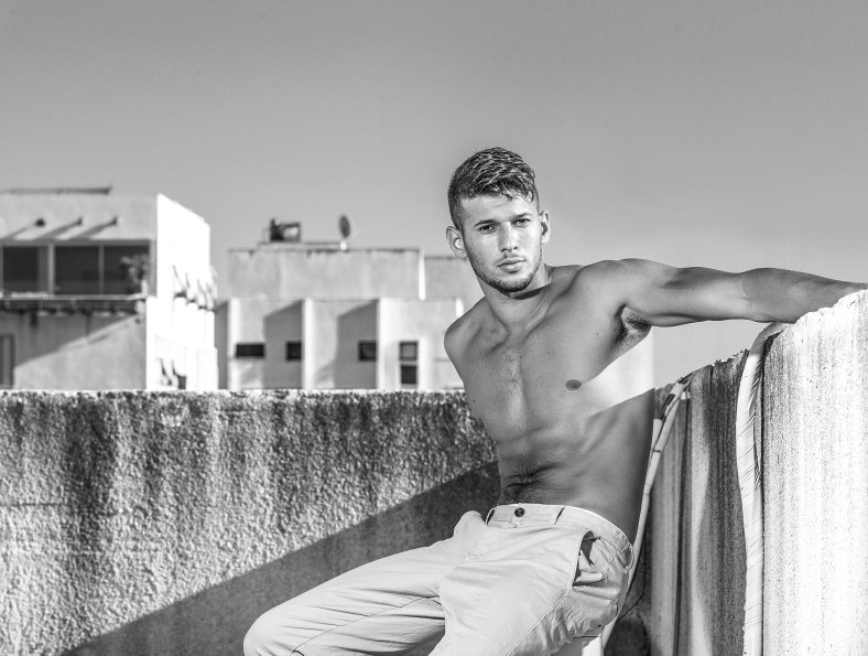 Brick Models presents Asaf Halevi by Gilad Boby