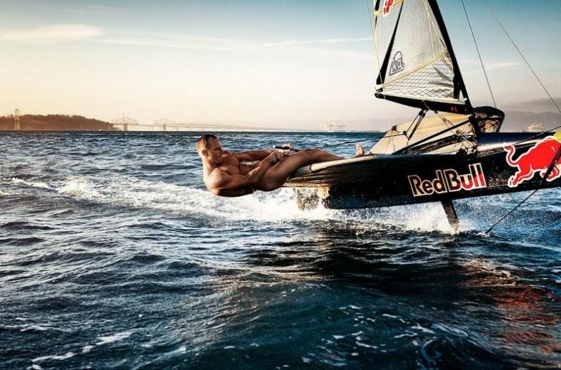 Yachtsman Jimmy Spithill