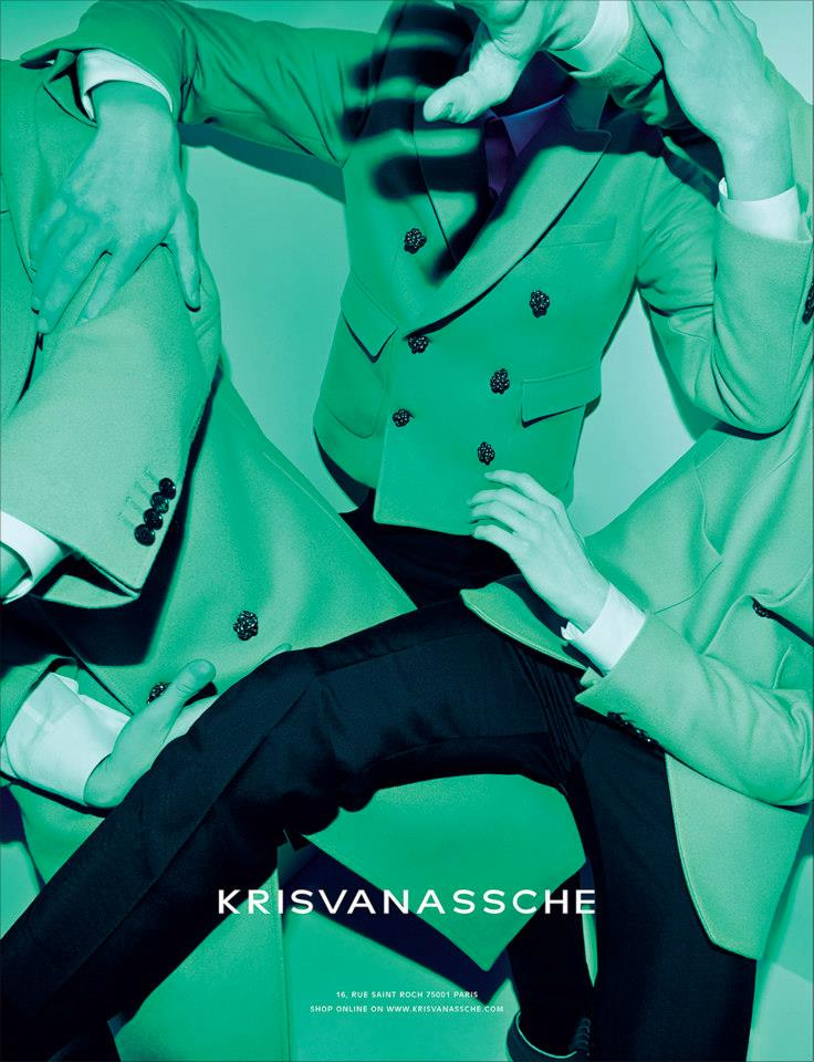 KRISVANASSCHE Fall Winter 2014.15 Campaign2