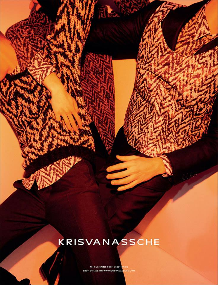 KRISVANASSCHE Fall Winter 2014.15 Campaign3