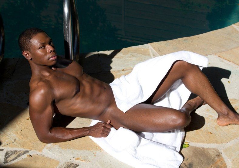 Laurence Hines by Karl Simone