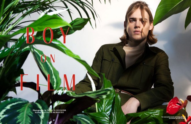BOY ON FILM | TON HEUKELS | NICOLAS COULOMB | THE WILD MAGAZINE