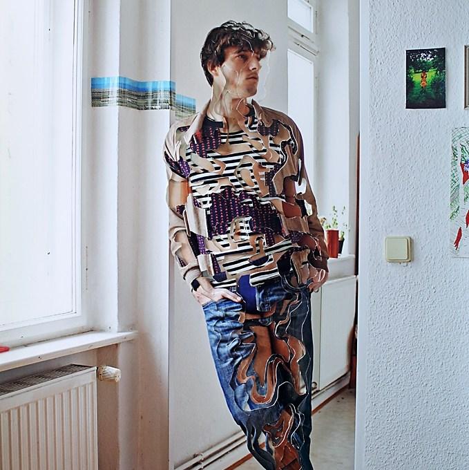 tautochronos #13 8 C-type prints 45 x 30 cm 2014