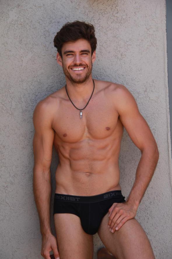 Caio Cesar L.A. Models Digital Update
