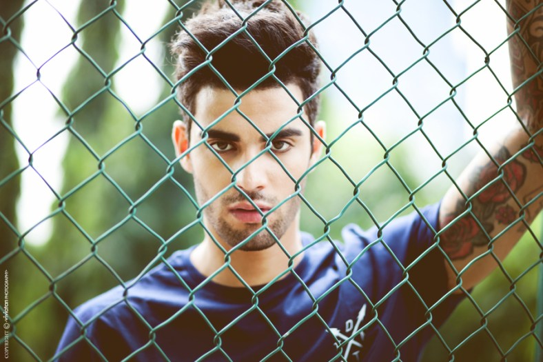 Fouadin Khan by Vivia Tan Photography