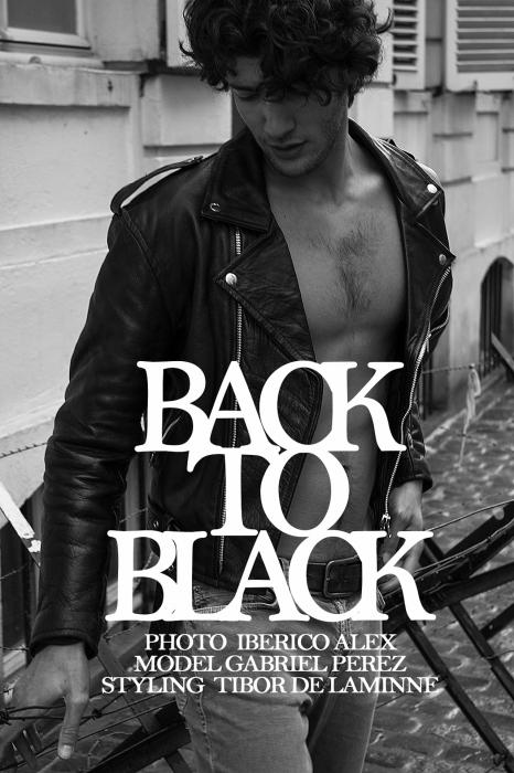 Back to Black by Iberico Alex