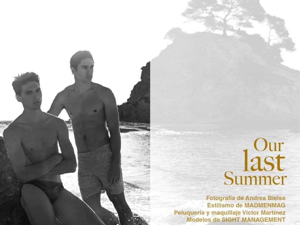 MadMenMag, Verano 2014 Our Last Summer Fotografía: Andrea Bielsa. Estilismo: MadMenMag.