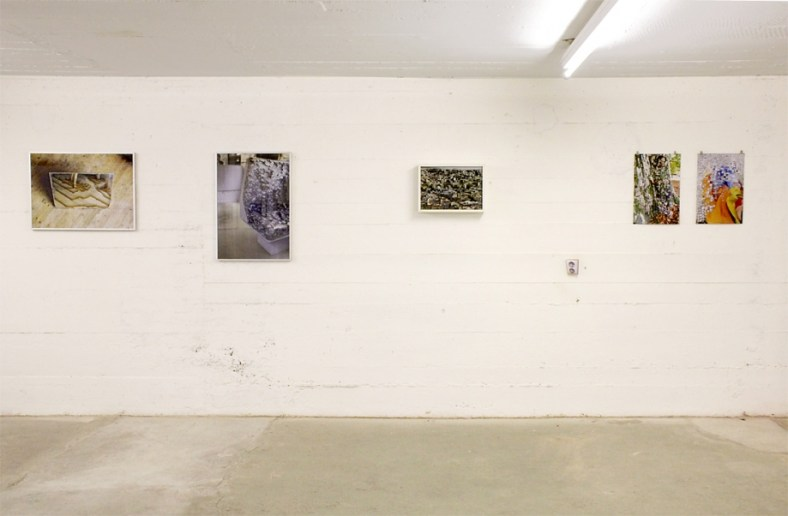 "group exhibition ""k20"" in a wwII-bunker in schweinfurt, germany.  October - November 2013"
