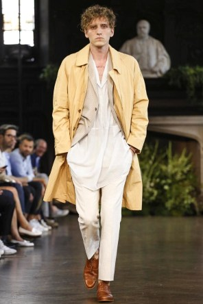 Billy Reid Ready to Wear Spring Summer 2015 Collection in New York
