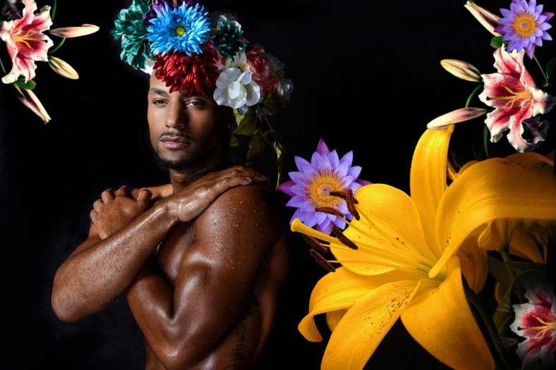 The end of summer is approaching, and with this sublime work of Calvin Brockington and his new muse, a great chapter to the work of photographer based in Dallas, excellent editing and excellent candidate to star in this number called Passion Flowers opens. This material is an exclusive for Fashionably Male.