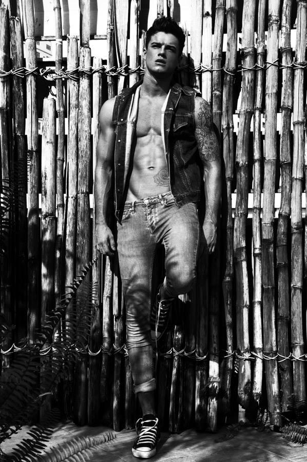 Christian Williams by Manny Fontanilla