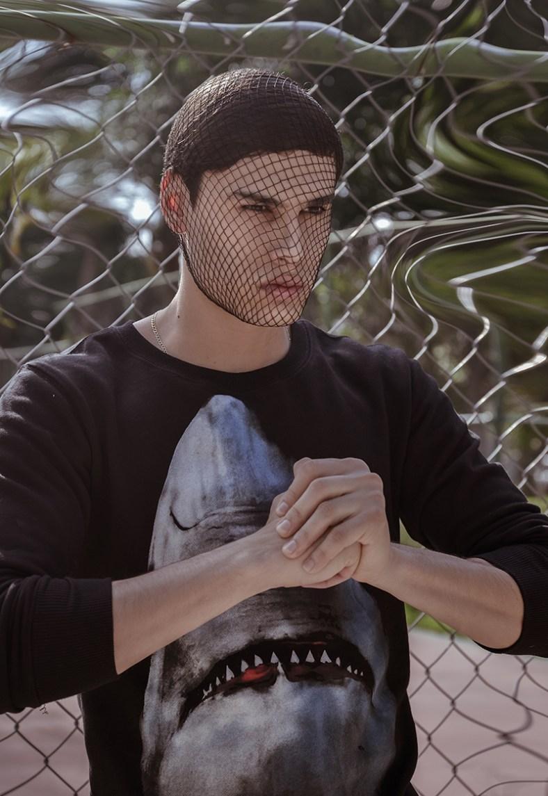 Modelo:Mario Gomez de Avenue Fotografos: MTHRFCKRS (Jorge Fuentes & Dano Vega) Styling: Cristian Mendes