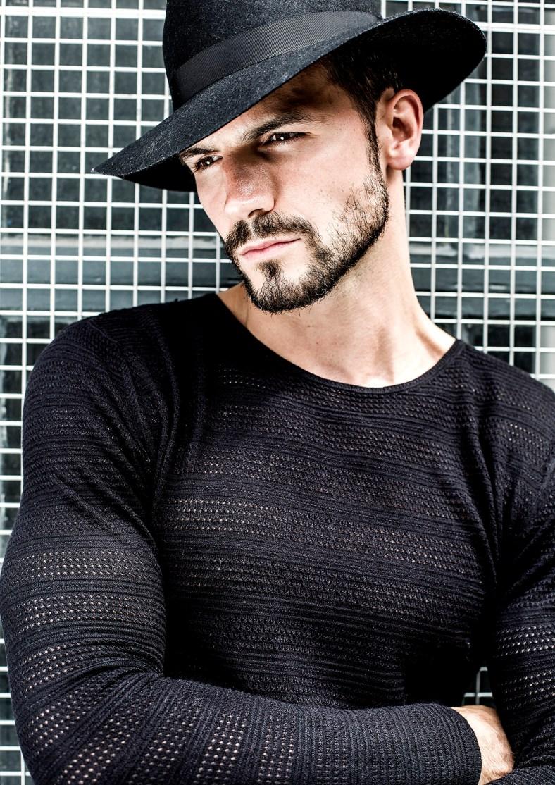 Florian Bourdila by Jorge Morandeira - Fashionably Male