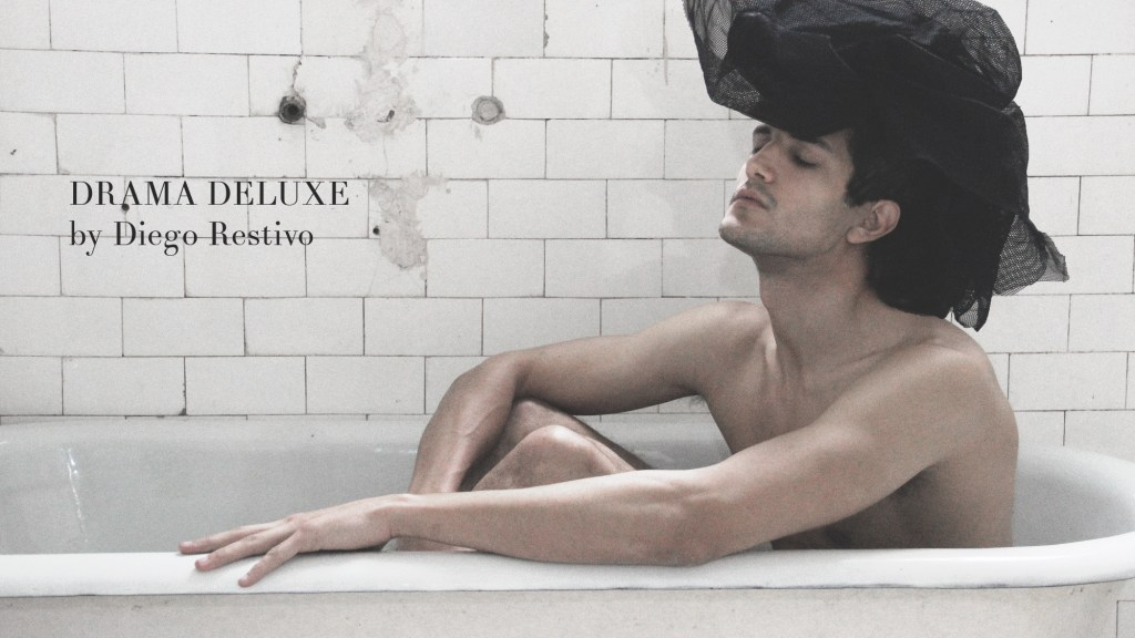 Drama Deluxe by Diego Restivo for INBOGA MAG
