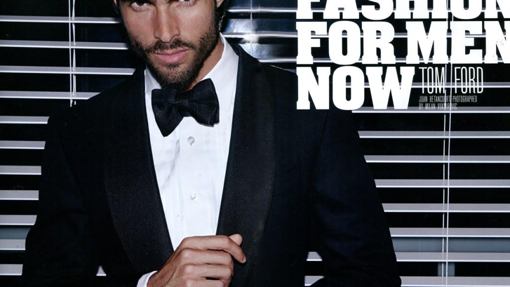 Juan Betancourt by Milan Vukmirovic in Fashion for Men #04.