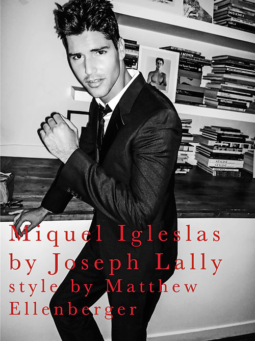 Miguel Iglesias by Joe Lally